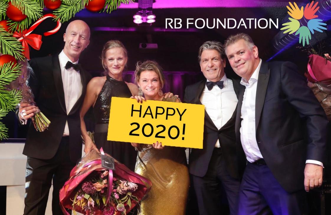 Gelukkig Nieuwjaar namens RB Foundation